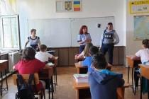În prag de vacanță, polițiștii brăileni s-au aflat în mijlocul elevilor