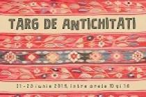 Târg de antichități la Muzeul Național al Țăranului Român, 21-23 iunie 2019