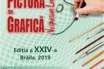 """Vernisajul expoziției și premierea câștigătorilor Concursului Național """"Vespasian Lungu"""", 25 mai 2019"""