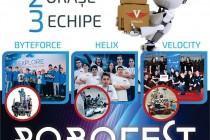 Bătălia Brăila - Galați. Acum cu Roboți! RoboFEST