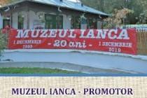 Lansarea volumului Muzeul Ianca – promotor al tradiției locale