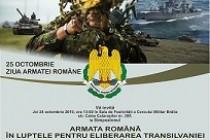 Simpozion dedicat Zilei Armatei Române la Cercul Militar Brăila