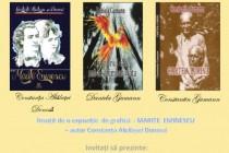 Brăila | Triplă lansare de carte Daniela Gumann, Constantin Gumann și Constanța Abălașei Donosă