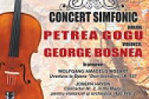 """Filarmonica """"Lyra-George Cavadia"""" Brăila deschide stagiunea cu un concert extraordinar"""