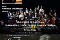Lyra Brăila | Concert Simfonic Extraordinar, dedicat Zilei Internaționale a Femeii