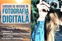 Un Curs de Inițiere în fotografia digitală organizat la Biblioteca Județeană Panait Istrati