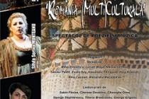 Turneu eveniment – Romania MultiCulturala