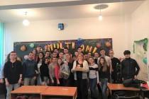 Prea tineri pentru riduri - festivitate de absolvire la Cerna, ca un exercițiu de imaginație