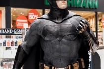 Batman și alți supereroi vor fi expuși la Brăila Mall