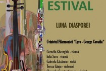 Sonorități estivale în Luna Diasporei. Concert în Grădina Publică