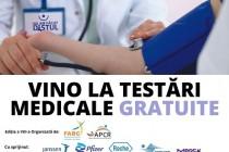 """Testări medicale gratuite în Tufești, Gropeni și Stăncuța. Caravana """"Nu am făcut destul 2021"""" – ediția a opta"""