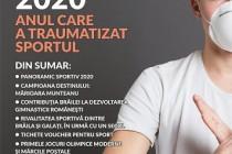 Sportul Brăilean | O revistă bună despre un an rău 2020