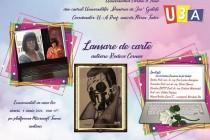 Lansarea cărții Proscrișii a scriitoarei gălățence Rodica Cernea