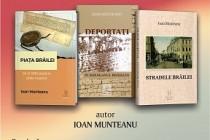 Trei volume apărute la Editura Proilavia lansate de Ioan Munteanu