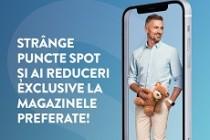 Brăila Mall | Lansează aplicația SPOT