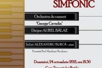 Brăila | Concert Simfonic dedicat Zilei Armatei Române