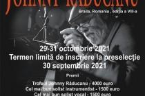 Brăila | Festivalul Internaţional de Jazz Johnny Răducanu 2021