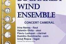 Casa Tineretului Brăila | Concert cameral BUCHAREST WIND ENSEMBLE