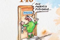 Brăila | Expoziția de caricatură Bacovia 140