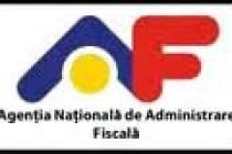 ANAF va publica și un formular simplificat pentru direcționarea unei sume din impozitul pe venit aferent anului 2019