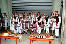 Ansambluri folclorice brăilene prezente  la Zilele comunei Vulturu, 16 august 2015