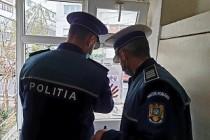 Petrecere spartă de poliție. 42 de sancțiuni contravenționale!