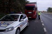 Brăila | polițiștii au verificat 116 autovehicule cu destinație transport marfă