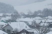 ANM: Vreme deosebit de rece, ger, intensificari ale vântului, în perioada 6 ianuarie, ora 14,00 - 9 ianuarie 2015, ora 10,00