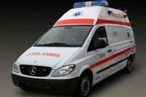 Doi șoferi și alți cinci pasageri victime ale unui accident rutier