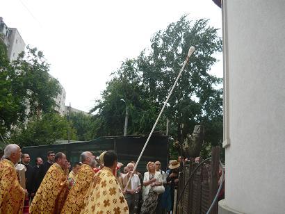 Brăila | Măsurile de ordine și siguranță publică la biserica Sfânta Cuvioasă Parascheva
