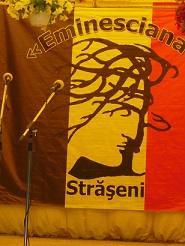 eminesciana, Straseni