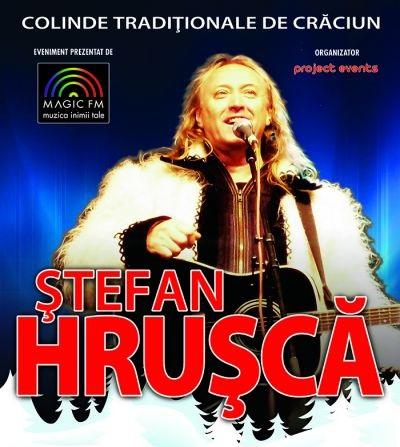 Stefan Hrusca in concert la Braila