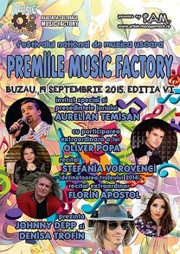 afis festival Buzau