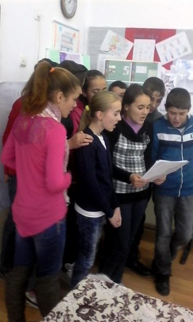 elevi Scoala Surdila Greci