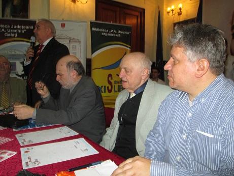 Mihai Vintila, Dumitru Anghel, Zanfir Balan