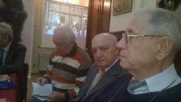 Ioan Toderita, Dumitru Anghel, Dumitru Barau