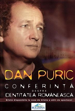 conferinta Dan Puric