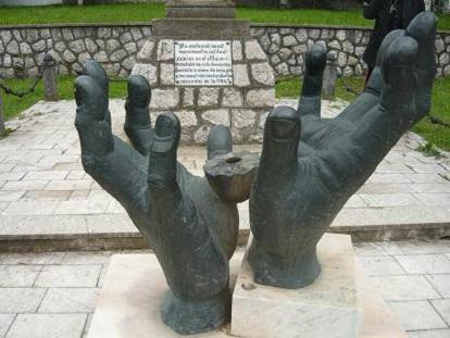 monuent Horea,Closca,Crisan, La furci,Alba Iulia