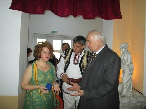 Viorel Mortu, Ilie Efteme, Gabriela Popa