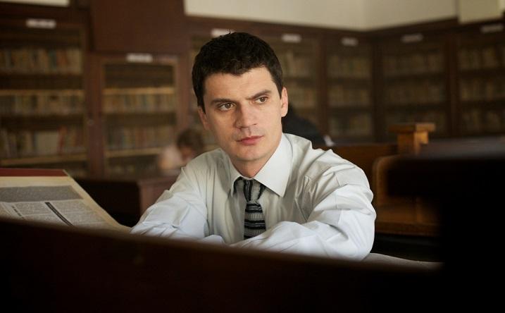 actor Emilian Oprea