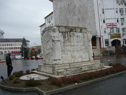 monument Ecaterina Teodoroiu