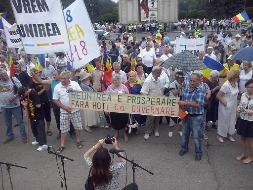 Basarabia Chisinau 5 iulie 2015