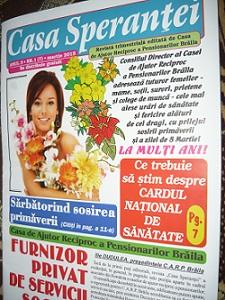 Revista Casa Sperantei
