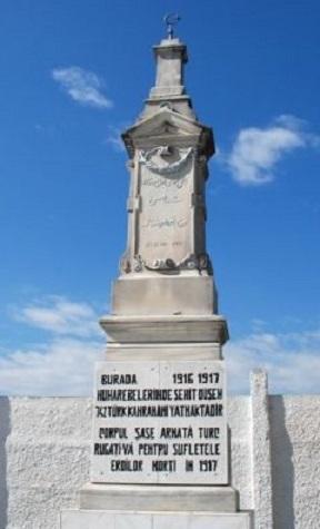 monument Cimitirul turcesc Braila
