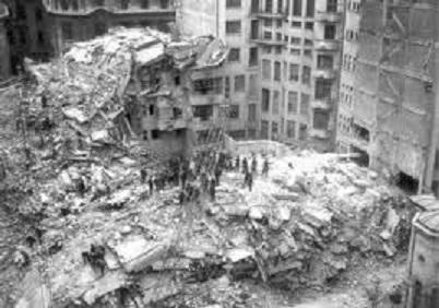 cutremur 1977, Bucuresti