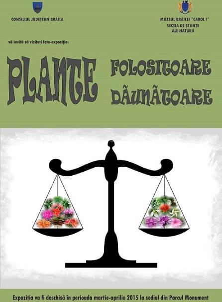fotoexpozitie plante