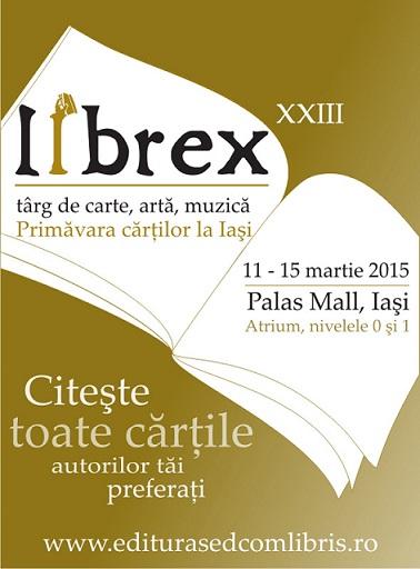 librex, Iasi,2015