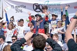 concurs juniorii pedaleaza