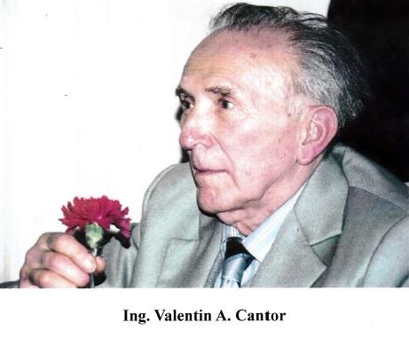 Valentin A Cantor