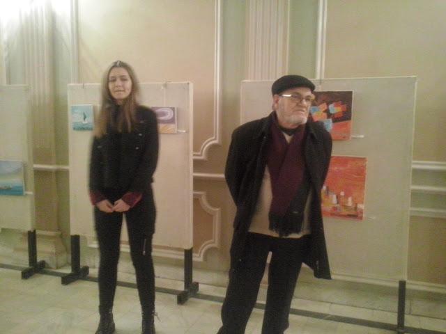 Arsaluis Negrisan expozitie personala Braila